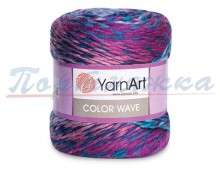 "Пряжа ""Color Wave"" Yarnart, Турция"