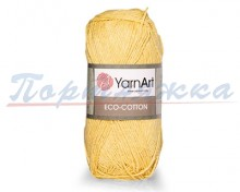 "Пряжа ""ECO COTTON"" Yarnart, Турция"